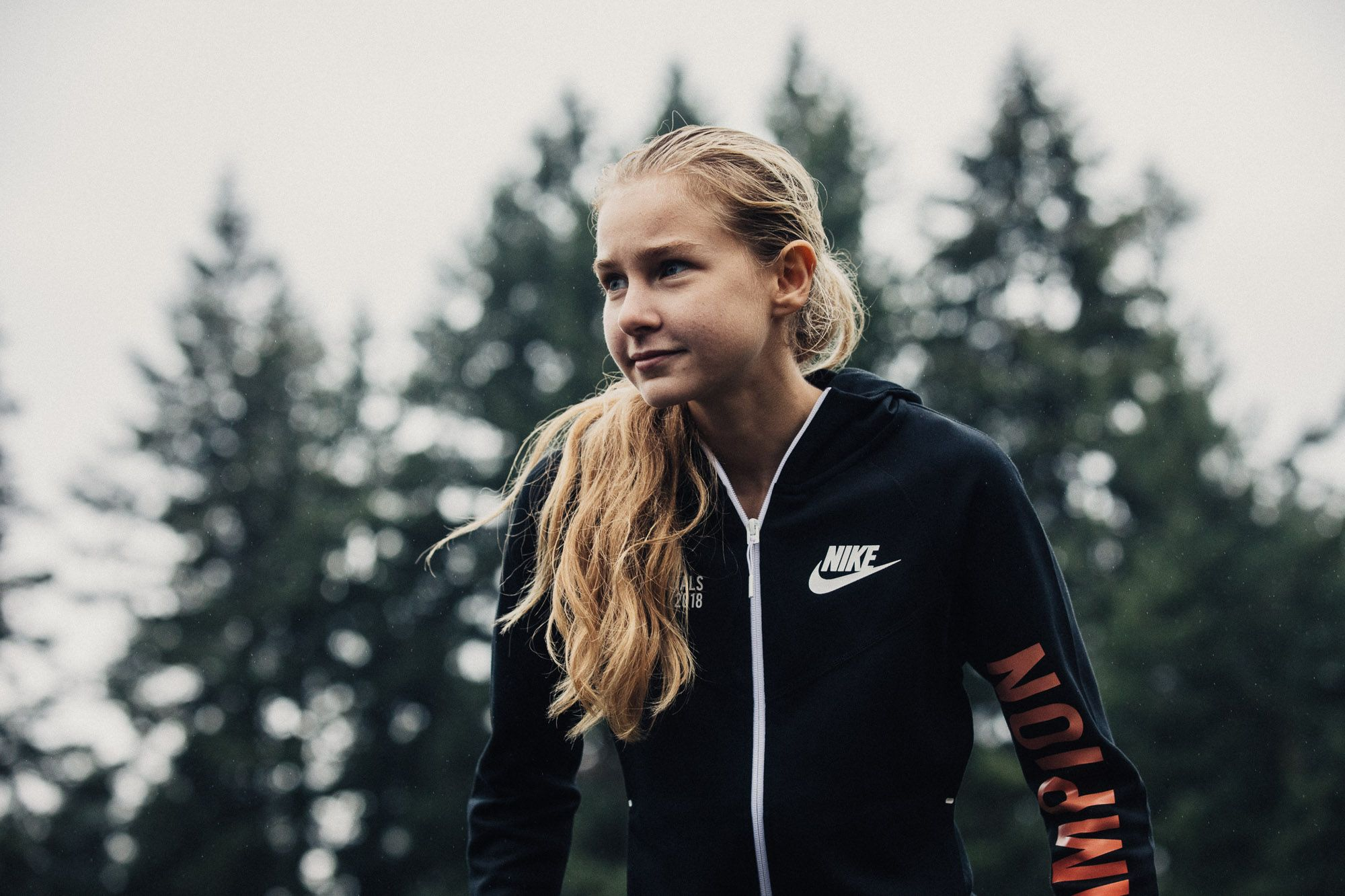 Teen Star Looks Toward Olympic Trials—While Shying Away From the Spotlight