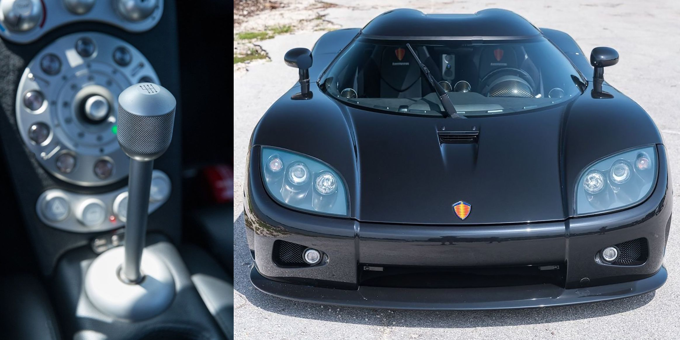 Six-Speed Manual Koenigsegg CCX Supercar for Sale in Florida