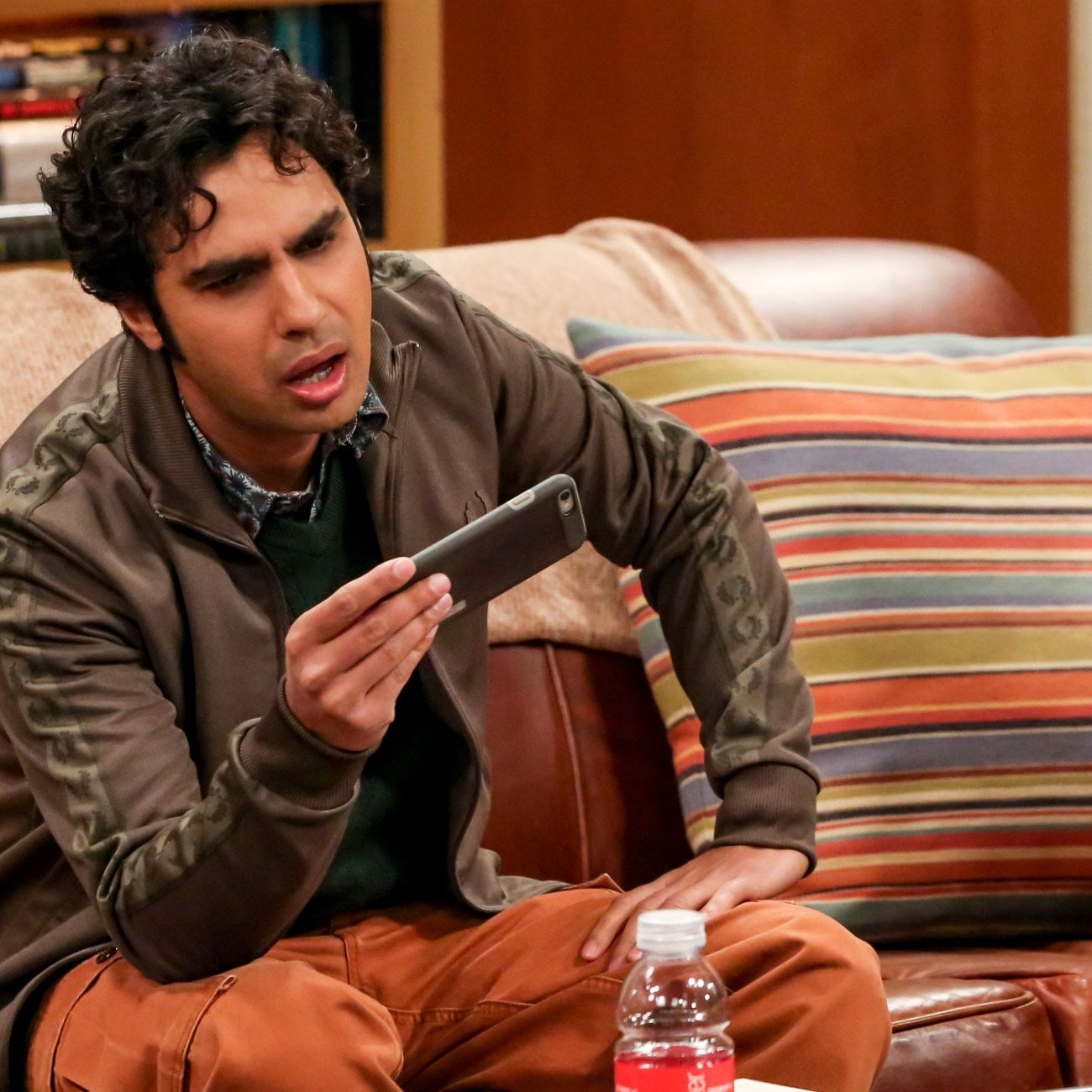 Big Bang Theory star says he'll miss his character as series draws to an end