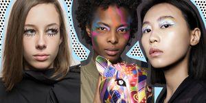 Make-up trends 2019: kleurrijk kunstwerk