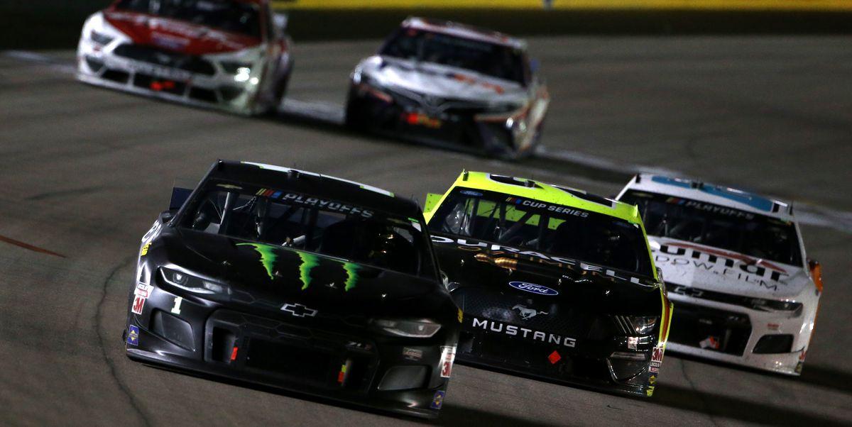 How Kurt Busch Shook Up the NASCAR Playoffs
