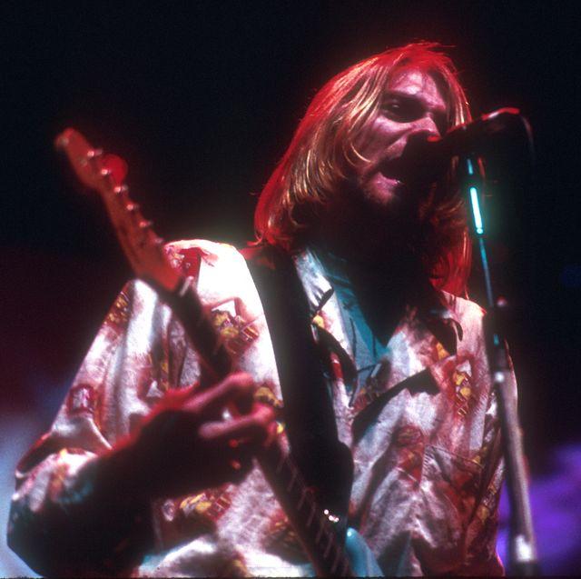 Nirvana File Photos