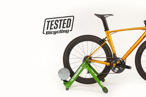 The Kinetic Road Machine Smart 2 Trainer Costs Less Than $400