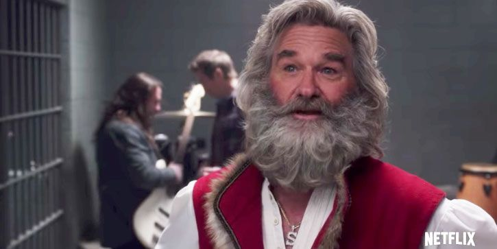 The Christmas Chronicles Elves.Kurt Russell Cast As Santa In Netflix S The Christmas