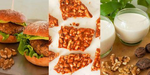 Dish, Food, Cuisine, Ingredient, Sloppy joe, Fast food, Produce, Finger food, Staple food, Vegan nutrition,