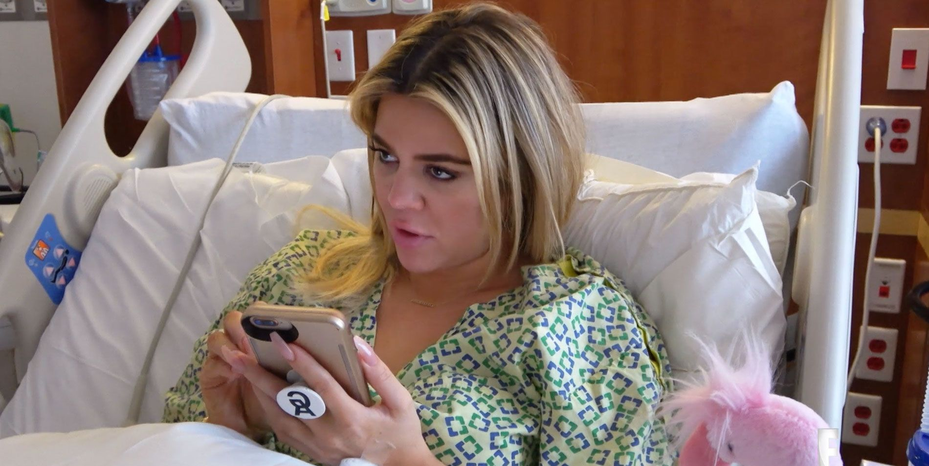 Khloé Kardashian After Giving Birth: 'Everyone Leave Me Alone'