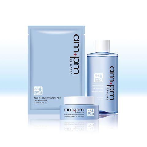 ampm skincare 1000分子玻尿酸系列