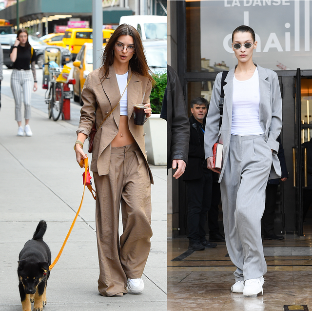 Clothing, Footwear, Trousers, Textile, Outerwear, Bag, Coat, Dog, Style, Street fashion,