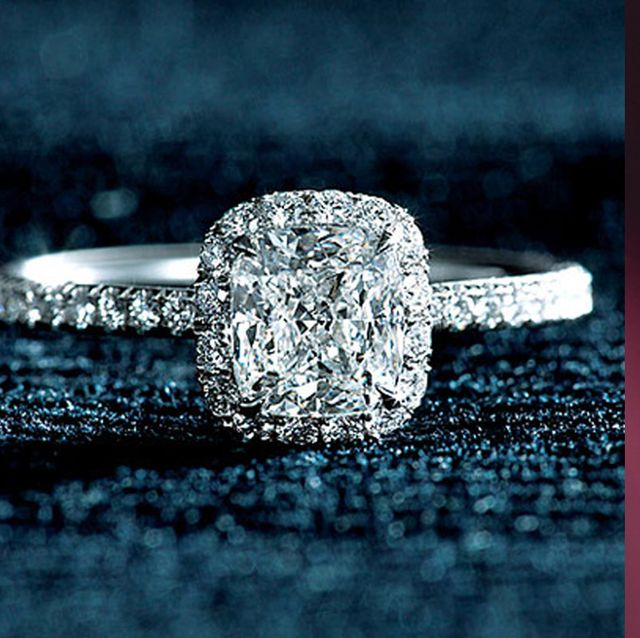 気分はプリンセス♡ ゴージャスに煌めく婚約指輪がほしい!