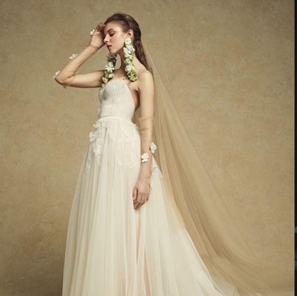 まるで妖精♡ ふんわり、ロマンティックなドレスが着たい!