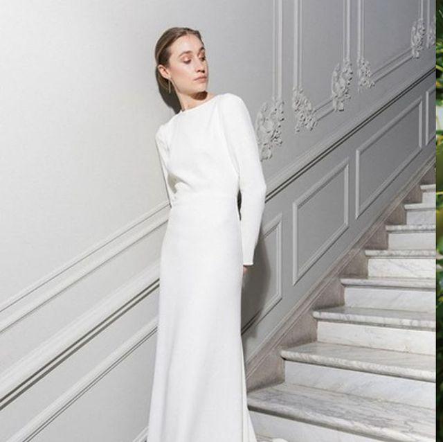 大人花嫁のドレススタイルはミニマム&モードに!