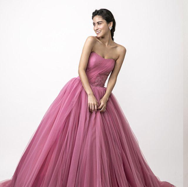 ピンクドレス百花繚乱