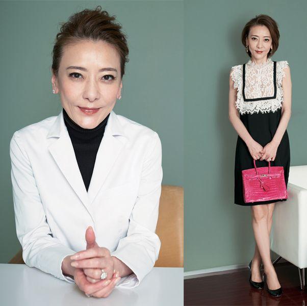西川史子さん、美容医療の道へ原点回帰、志高く