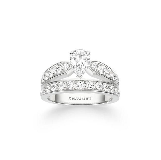 よりいっそう華やかに。アームコンシャスな婚約指輪4選