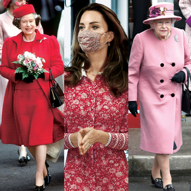 世界のロイヤルが実践「色使い」テクニック エリザベス女王、キャサリン妃、欧州王室も