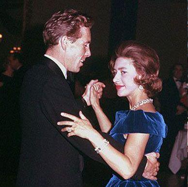 マーガレット王女とスノードン伯爵のモードカップル写真集
