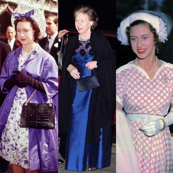 おしゃれすぎるロイヤル、マーガレット王女の素敵ファッション75