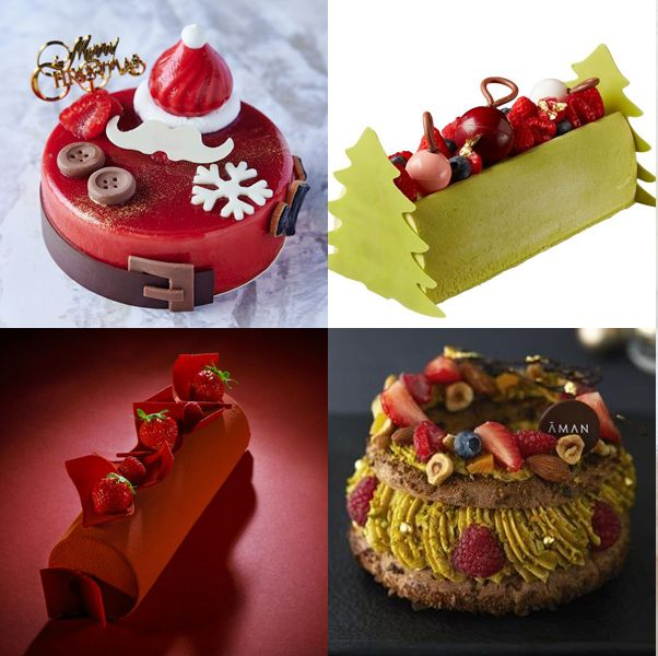 フォトジェニック♡ 2021年クリスマスケーキカタログ