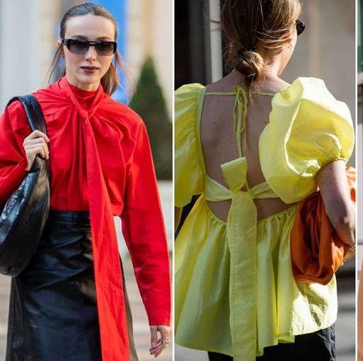 コレクションスナップから学ぶ、ブラウス&シャツの最旬の着こなし10選