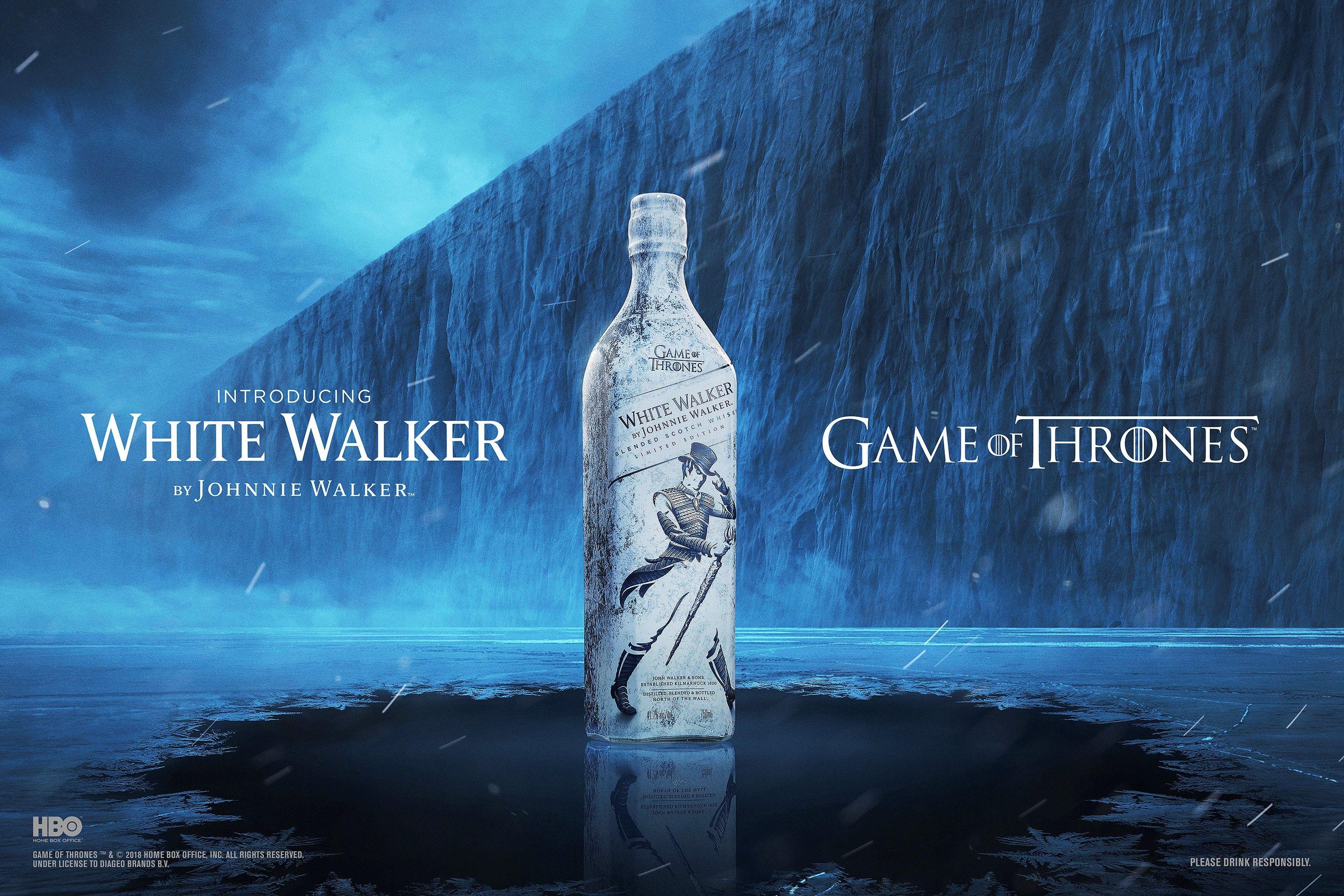 Dating Johnnie Walker flessen