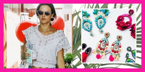 Eyewear, Pink, Clothing, Fashion, Sunglasses, Street fashion, Design, Fashion accessory, Outerwear, Magenta,