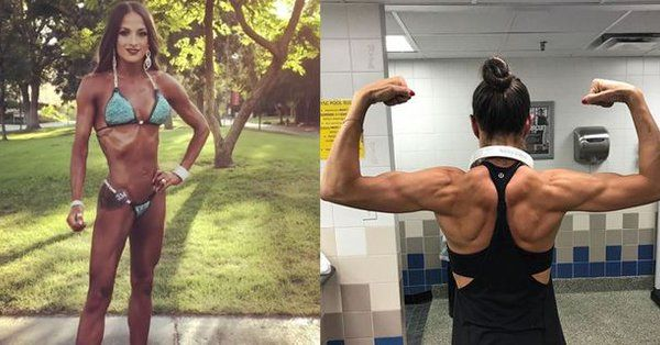 'I Eat Six Meals a Day to Get Ripped for Bodybuilding Competitions'