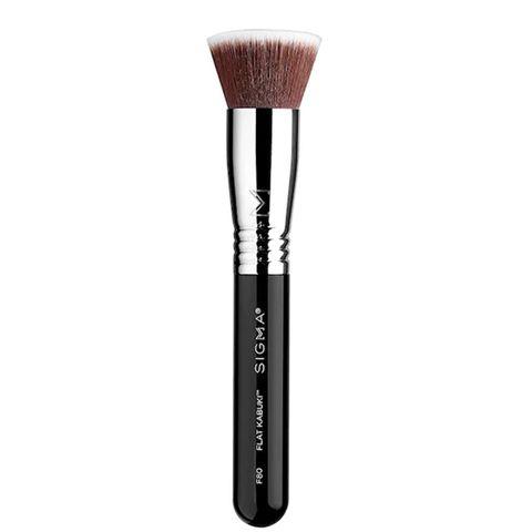 sigma beauty gezichtspenselen f80 flat kabuki