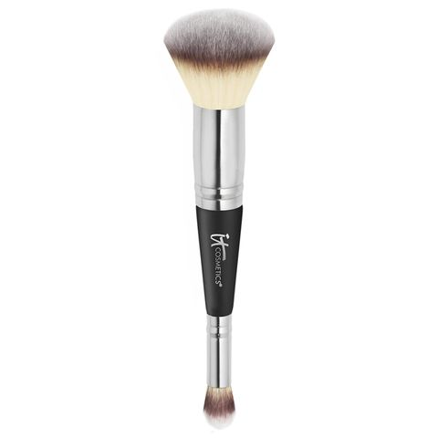 it cosmetics heavenly luxe™ complexion perfection 7 foundation  concealer borstel