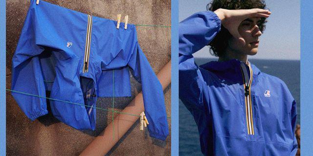 kway moda sostenibile collezione 2021