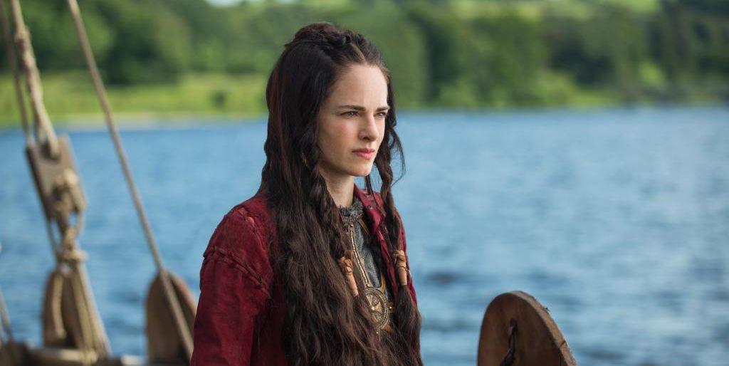 'Vikingos' incluía una escena de sexo entre Ragnar y Kwenthrith que los actores pidieron cortar