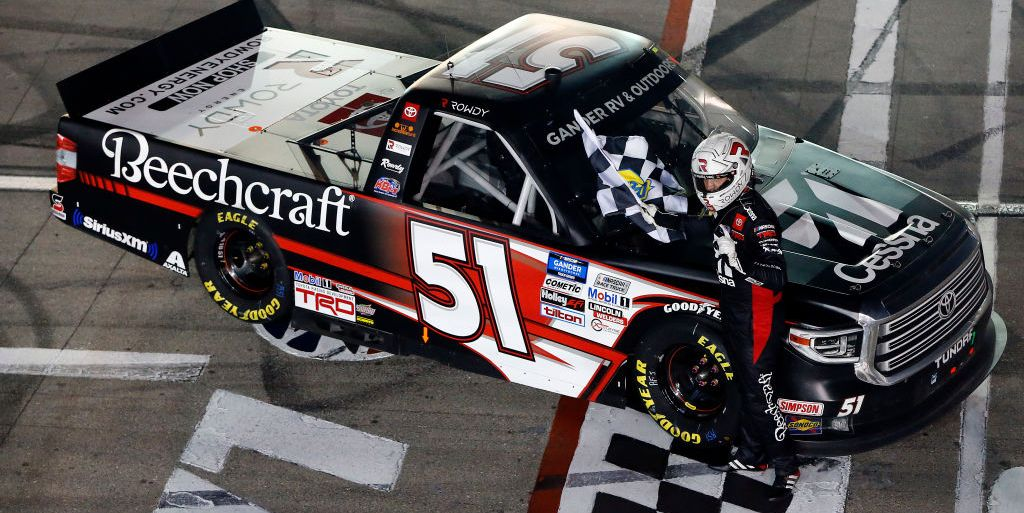 $100,000 Truck Series Bounty Placed on Kyle Busch