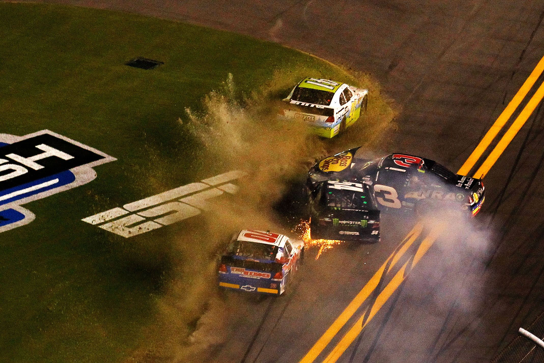 Crash, Bang, Wallop Videos: Racing Crashes of the Decade