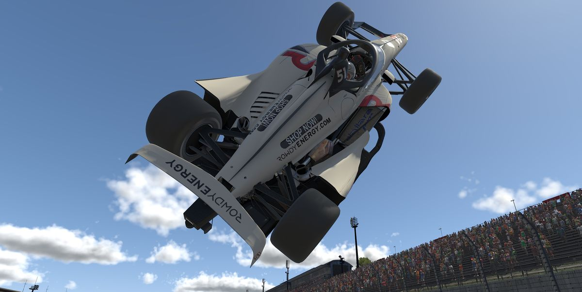 Gallery: IndyCar iRacing Challenge completes Round 4 at Twin Ring Motegi in Japan