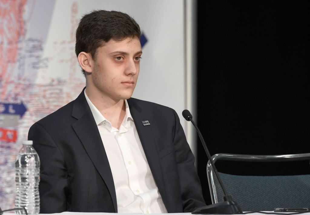 In Defending Kyle Kashuv, Conservatives Are Once Again Saying the Quiet Part Out Loud