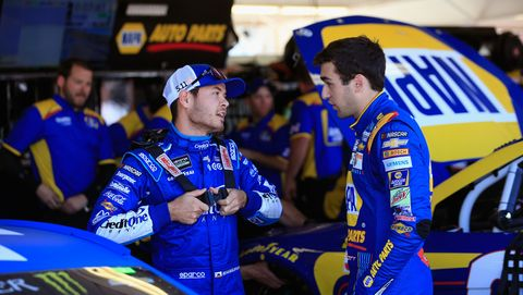 Monster Energy NASCAR Cup Series Camping World 500 - Practice