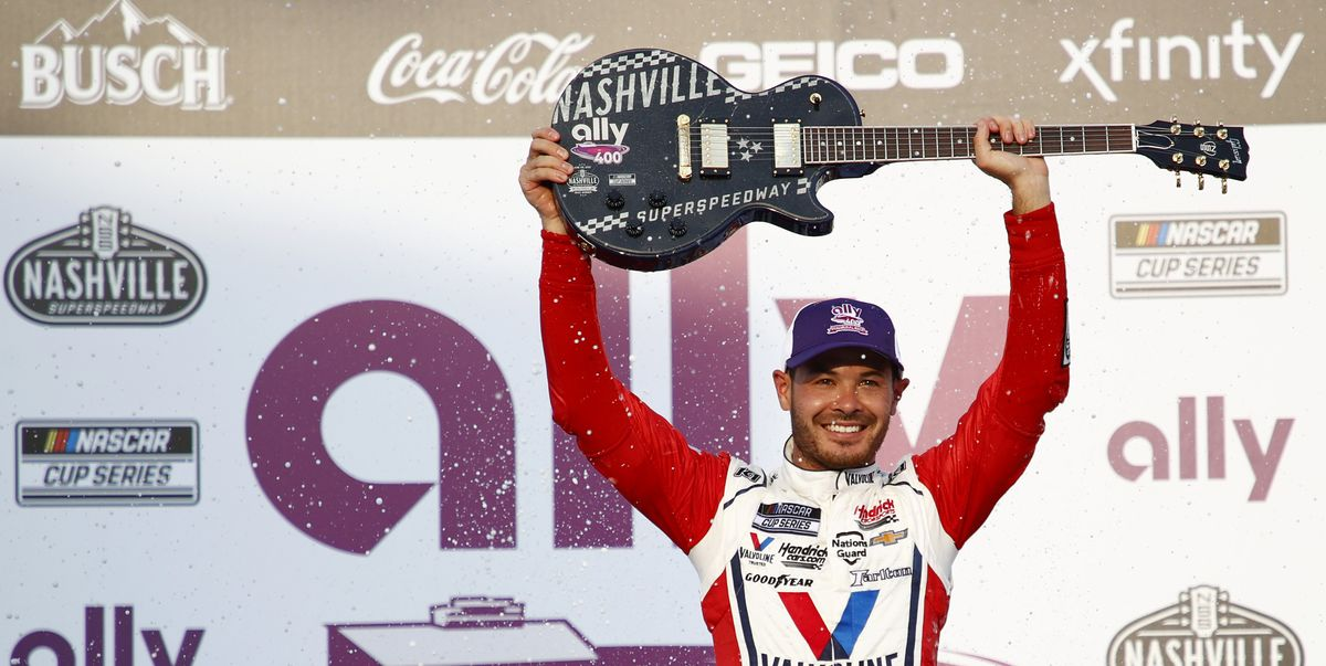 Kyle Larson is Unmatched in Intensity and Performance Thus Far