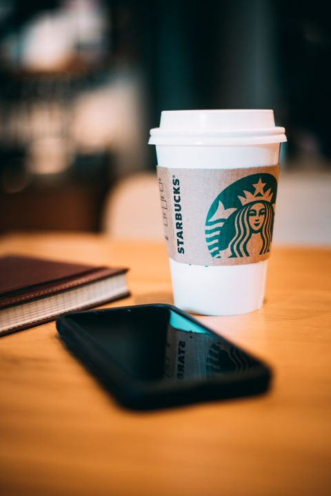 Cup, Cup, Coffee cup, Green, Coffee cup sleeve, Drinkware, Drink, Tableware, Coffee, Take-out food,