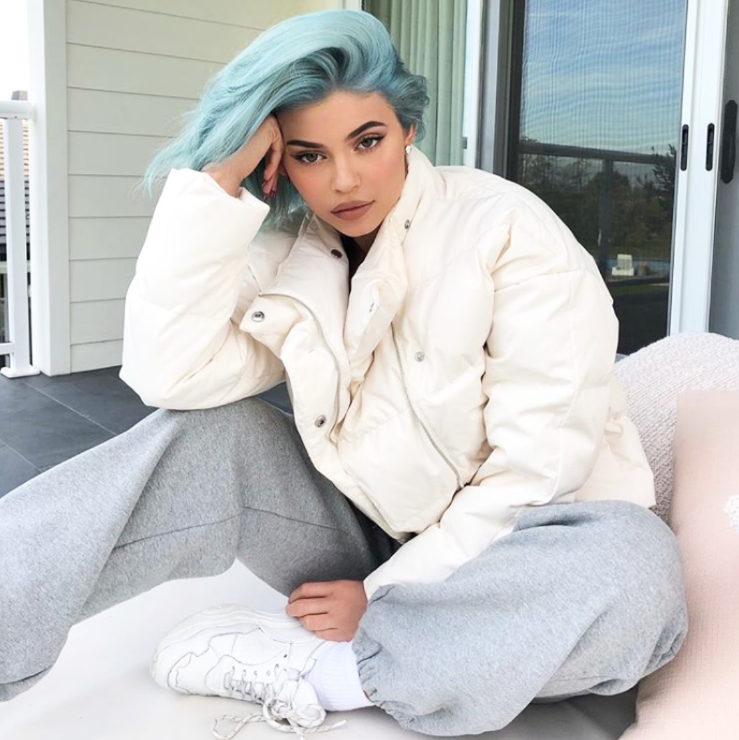 """Kylie Jenner Fires Back at Critics Who Say She's Not """"Self Made"""""""