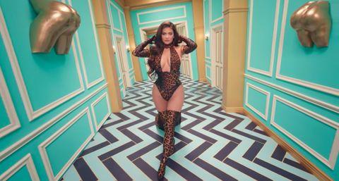 Kylie Jenner Cameo Cardi B Megan Thee Stallion Wap Music Video