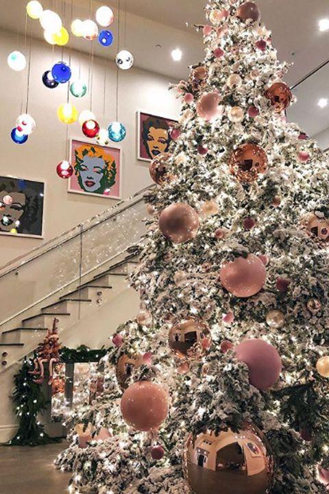 Kylie Christmas tree