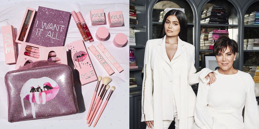 Kylie Cosmetics worth $420 million