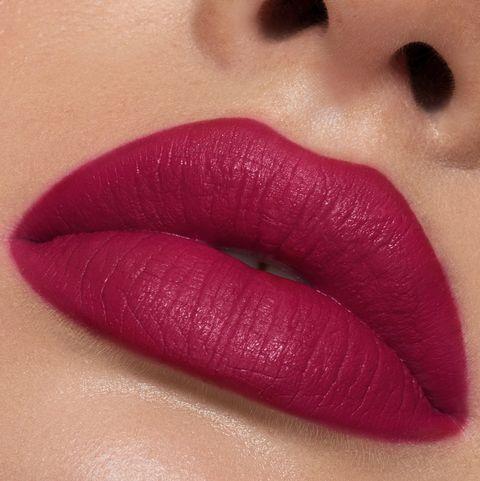Lip, Red, Pink, Lipstick, Cheek, Skin, Nose, Close-up, Mouth, Beauty,