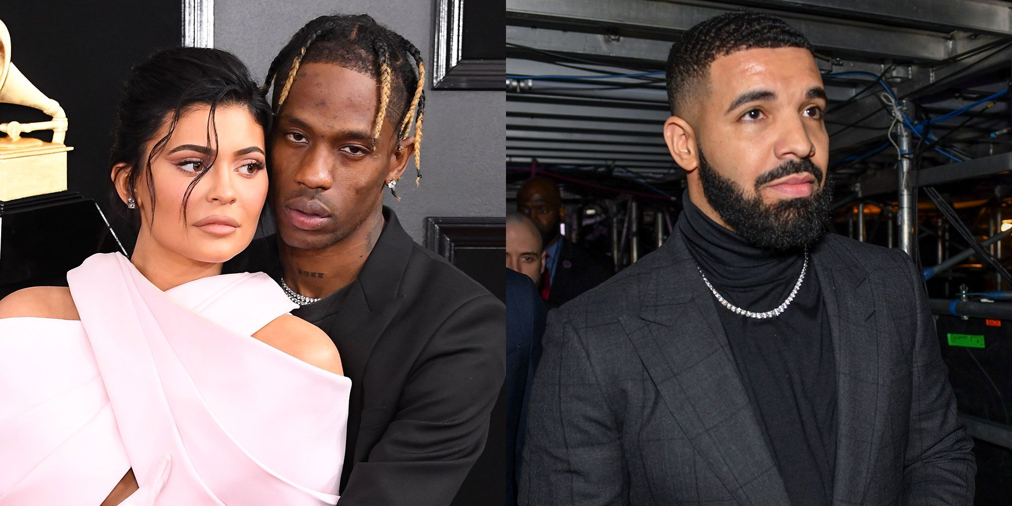 "Kylie Jenner Reportedly Might Be Seeing Drake ""To Make Travis Scott Jealous"""