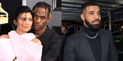 Kylie Jenner Is Reportedly Seeing Drake To Make Travis Scott