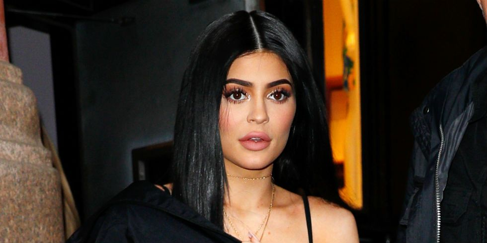 Kylie Jenner Addresses Pregnancy Rumors for First Time, Calls Paparazzi Pics Photoshopped