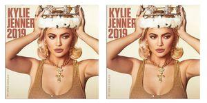 kyliejennershop.com - Kylie Jenner kalender 2019