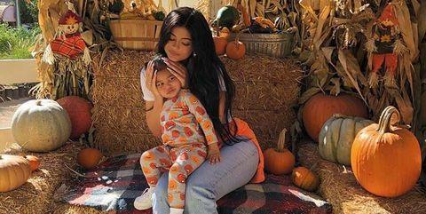 Kylie y Stormi