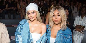 Kylie Jenner and Jordyn Woods