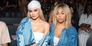 Kylie Jenner and Jordyn Woods
