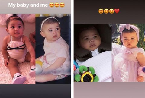 a1457b74e1 Stormi Webster Pictures - Every Photo Kylie Jenner Posted of Her ...